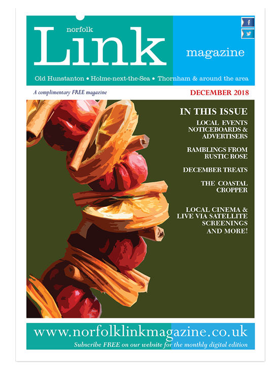Norfolk Link Magazine January 2019