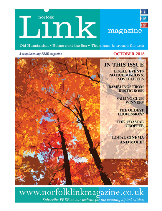 Norfolk Link Magazine October 2018