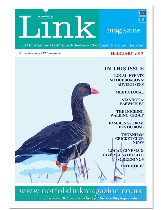 Norfolk Link Magazine February 2019