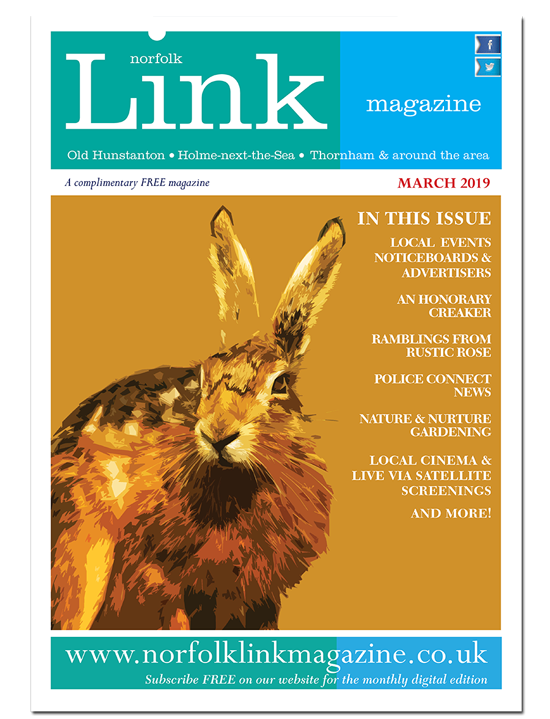 Norfolk Link Magazine March 2019