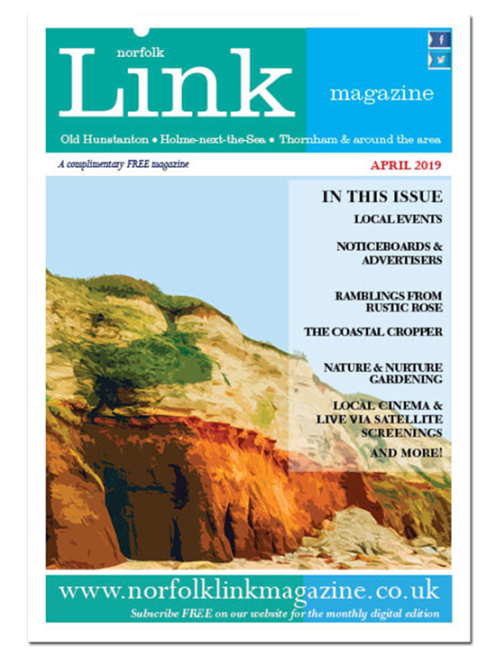 Norfolk Link Magazine April 2019