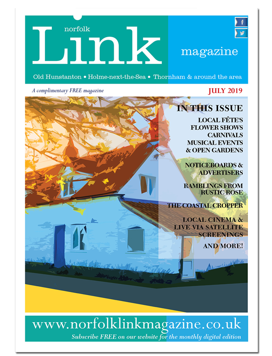 Norfolk Link Magazine July 2018