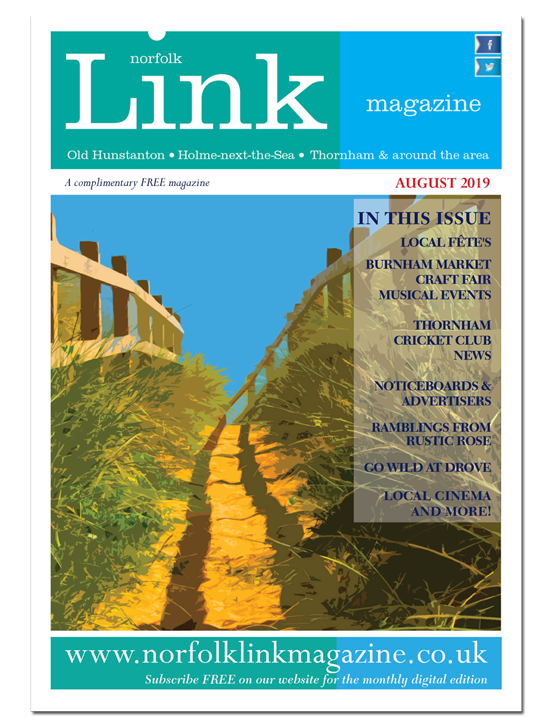 Norfolk Link Magazine August 2019