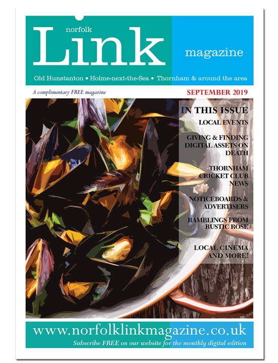 Norfolk Link Magazine September  2019