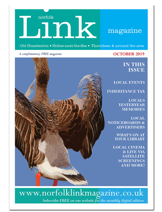 Norfolk Link Magazine October 2019