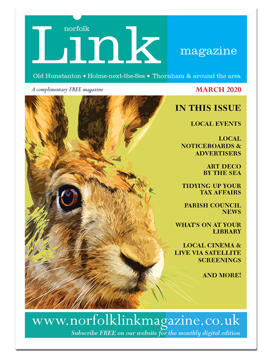 Norfolk Link Magazine March 2020