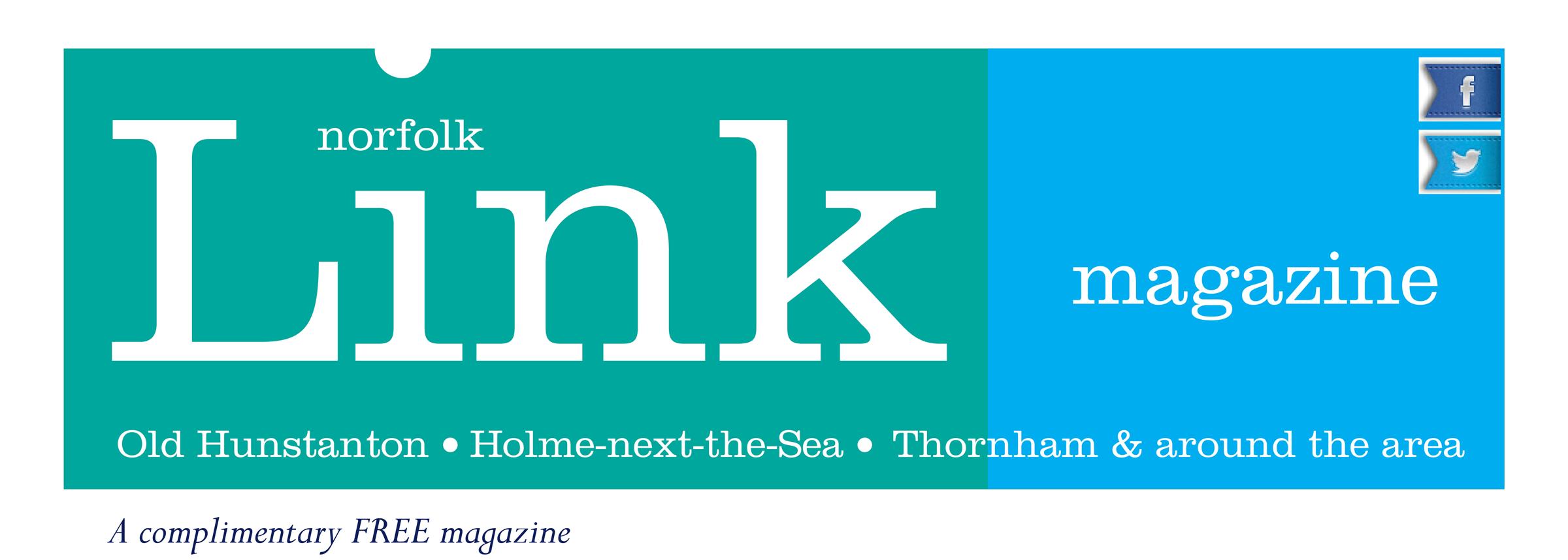 Norfolk Link Parish Magazine for Old Hunstanton, Holme-next-the-Sea, Thornham to Burnham Deepdale